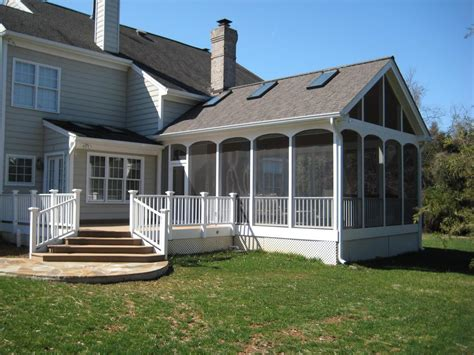 screened in patio enjoy contended relaxing moments by designing screened in