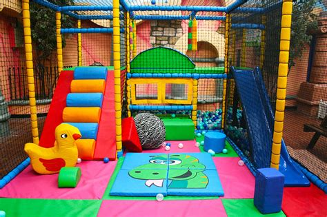 A Home With A Play Area For by Soft Play Area Island