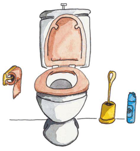 vocabulaire les toilettes