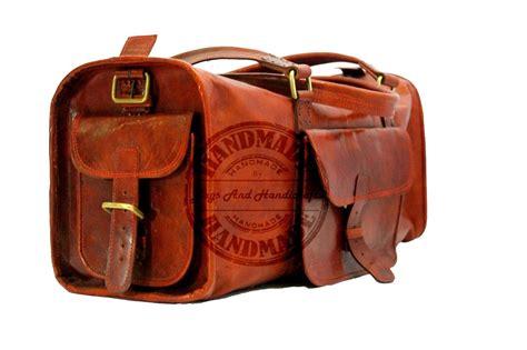 Mens leather duffle best luggage travel bag luggage ...
