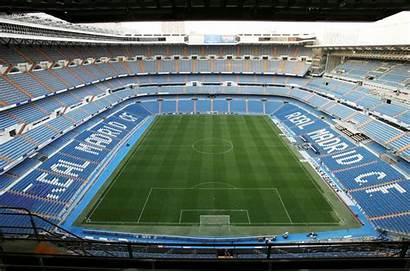 Stadium Football Bernabeu Santiago Club Madrid Wallpapers