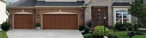 types of garage doors value plus series banko overhead doors