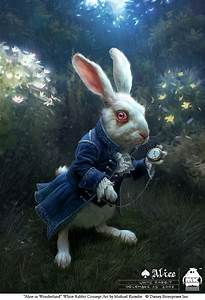 Alice - White Rabbit by michaelkutsche on DeviantArt
