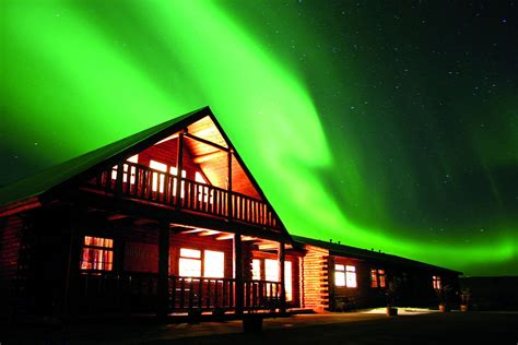 hotels to see northern lights off the beaten track in south iceland hotel ranga quiet