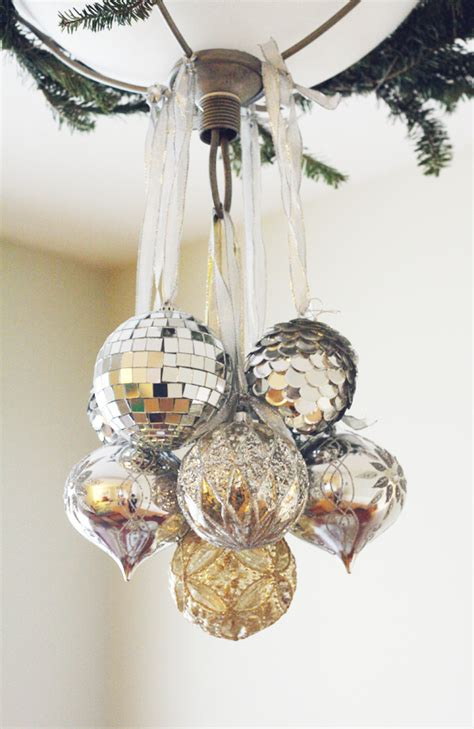 Chandelier Ornament by Around Here Edition In Honor Of Design