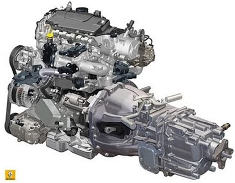Renault Diesel Engine by Renault Unveils New 2 3 Dci Diesel Engine