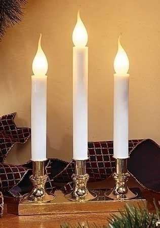 christmas candles  tier candelabra