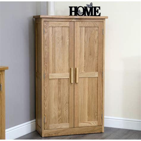 Cabinet Cupboard by Arden Shoe Storage Cabinet Cupboard Rack Hallway Solid Oak