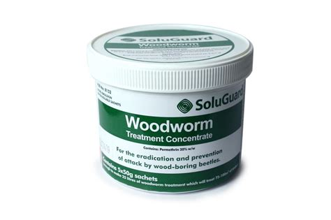 woodworm treatment cherry color wood