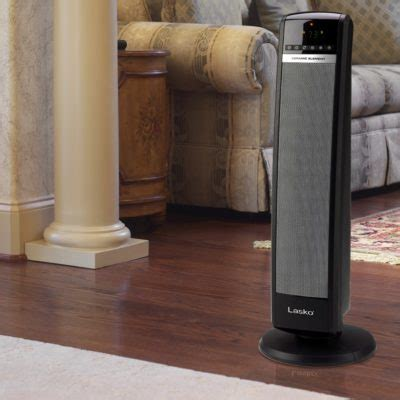 tall tower heater  remote control lasko products