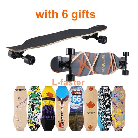 popular drop board longboard buy cheap drop board