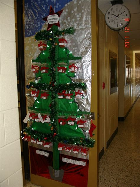 decorations for christmas school 61 best door decorations images on