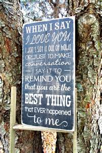 Wedding Signs We Love