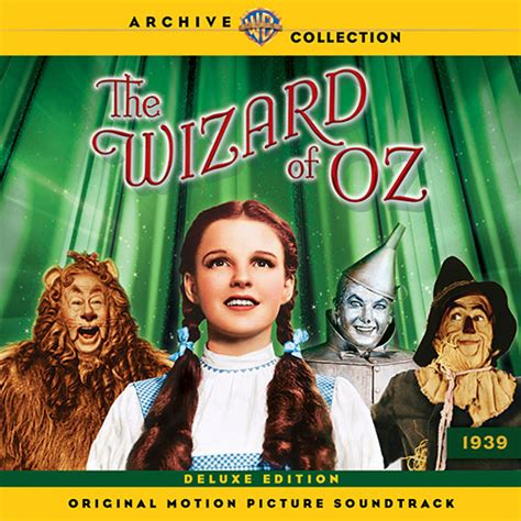 wizard  oz original motion picture soundtrack