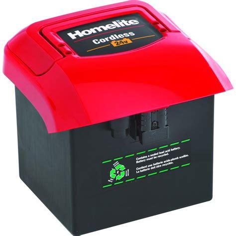 24 volt batterie homelite 24 volt model bs80026hl replacement cordless battery with open