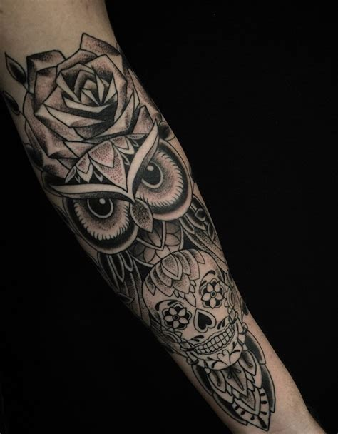 ideas de tatuaje antebrazo  hombres  mujeres