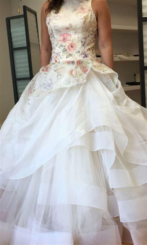 Lazaro 3613, $2,500 Size 16  Used Wedding Dresses