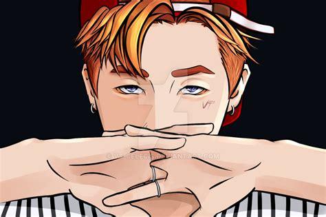 bts dna anime version rap by vt celecis on