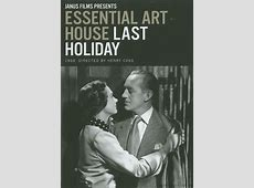 Last Holiday Essential Art House DVD 1950 DVD Empire