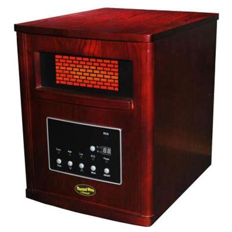 sunheat 1500 watt 4 element medium room infrared heater