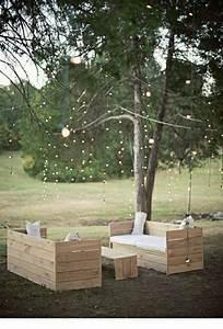 Palette Bois Pas Cher : banc bois exterieur pas cher ~ Premium-room.com Idées de Décoration