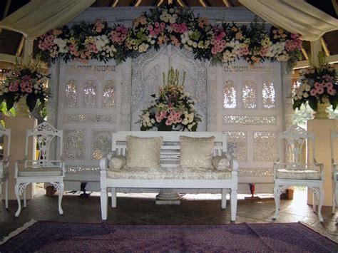 ide  inspirasi dekorasi pernikahan cantik