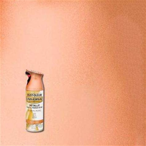 wood rose gold spray paint paint  home depot