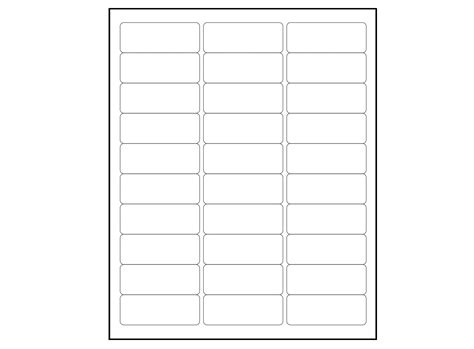 Avery Template 5160 For Pages Costumepartyrun