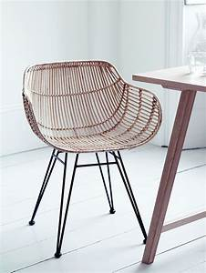 New rattan armed chair design furniture pinterest for Rattan dining chairs design