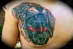 20+ Aztec Jaguar Tattoos