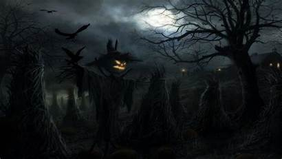 Spooky Widescreen Scary Backgrounds Wallpapers