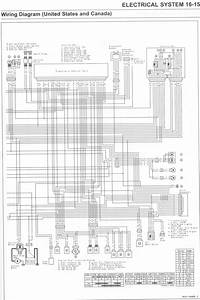 Kawasaki Mean Streak Wiring Diagram