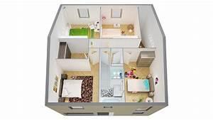 Modèles et plans de maisons à étage Maisons Phénix