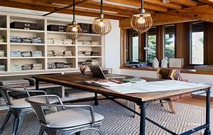 Perfect Office Interior Design Industrial - Home Design #428