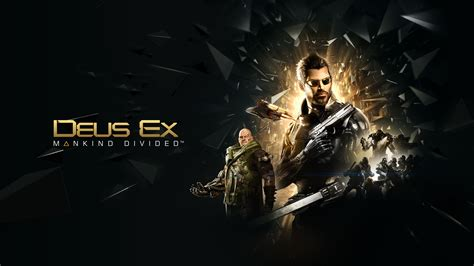 Deus Ex Animated Wallpaper - wallpapers hd deus ex mankind divided