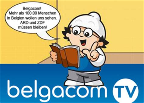 Actualités Belgacom Ard Und Zdf Müssen Bleiben! Belgacom