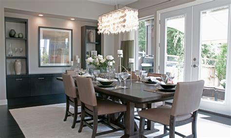 Wohnzimmer Grau Beige by Modern Contemporary Dining Room Chandeliers Gray And