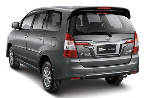 toyota car models and prices new 2015 2016 toyota innova car price and reviews