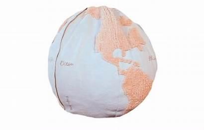 Puff Mapa Mundo