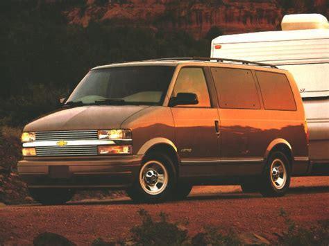 1998 Chevy Astro Mpg by 1997 Chevrolet Astro Reviews Specs And Prices Cars
