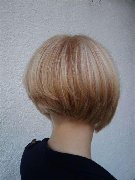 lovely graduated bob  undercut hairspiration cuts
