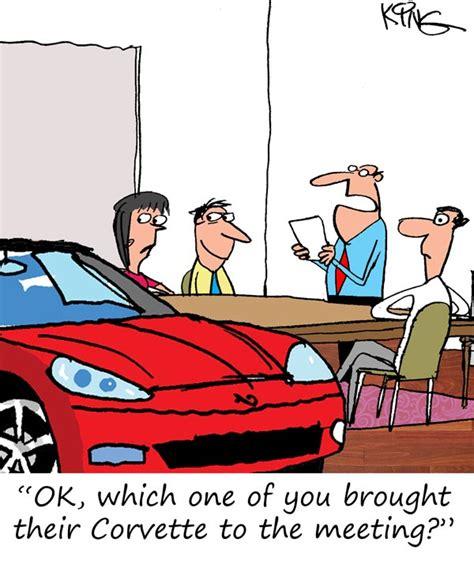 saturday morning corvette comic parking issues part