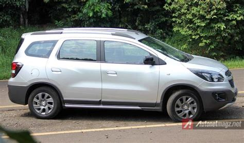 Test Drive Review Chevrolet Spin Activ 15 At By