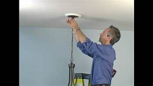 Recessed Light Converter Chandelier - How To Install