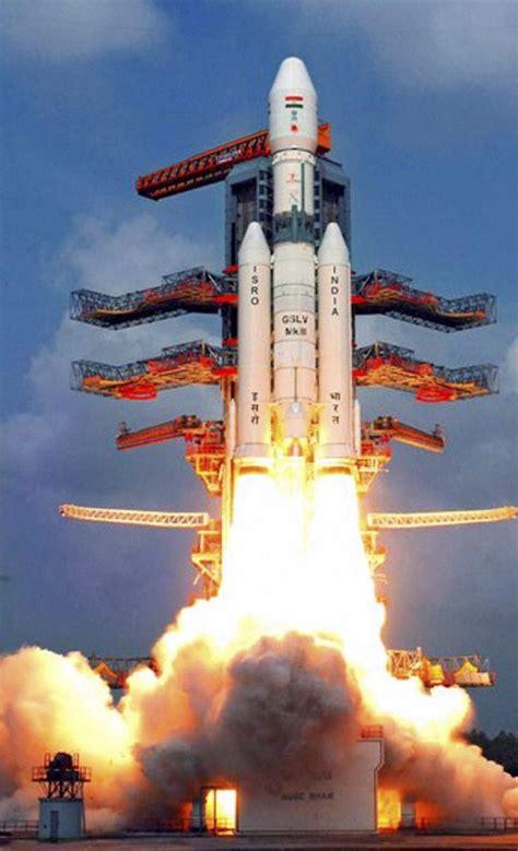 isro    indias heaviest rocket gslv mark iii launched successfully rediffcom