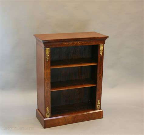 victorian walnut bookcase antiques atlas