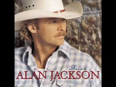 alan jackson drive  daddy gene youtube