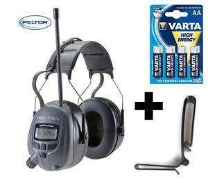 gehörschutz mit radio 29db peltor digital radio geh 246 rschutz kopfh 246 rer mit mp3