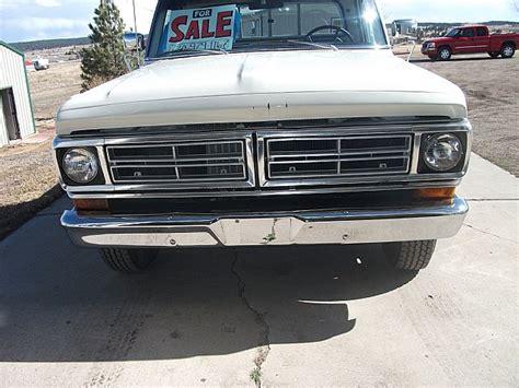 1970 ford ranger 250 for sale elizabeth colorado