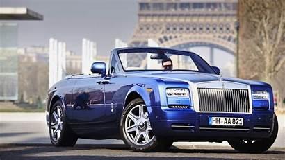 Royce Rolls Phantom Convertible Drophead Wallpapers Coupe
